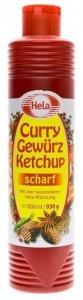 Hela Curry Ketchup Schart Ostry Wegański