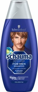 Schauma for Men szampon do włosów 400 ml
