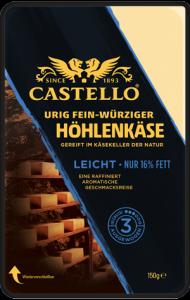 Castello Ser Jaskiniowy Dojrzewający 35m pod Ziemią 16% 150g