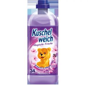 Kokolino płyn płukania Kuschelweich Magische Frische 1l DE