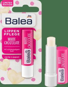 Balea pomadka Balsam do ust White Chocolate