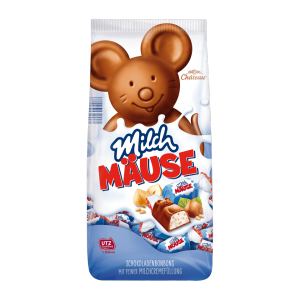 Chateau Milch Mause Cukierki Myszki Milch 210g