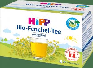 Hipp Bio Herbatka Koperek 20 torebek 1 tydzień
