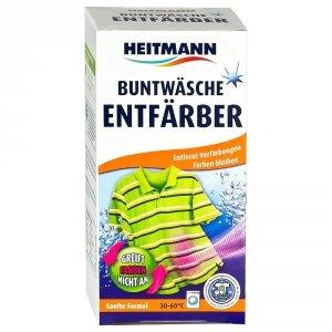 Heitmann odplamiacz odbarwiacz tkani kolorowych DE
