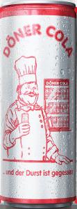 Doner Kebab Cola niskokaloryczna napój gazowany 330