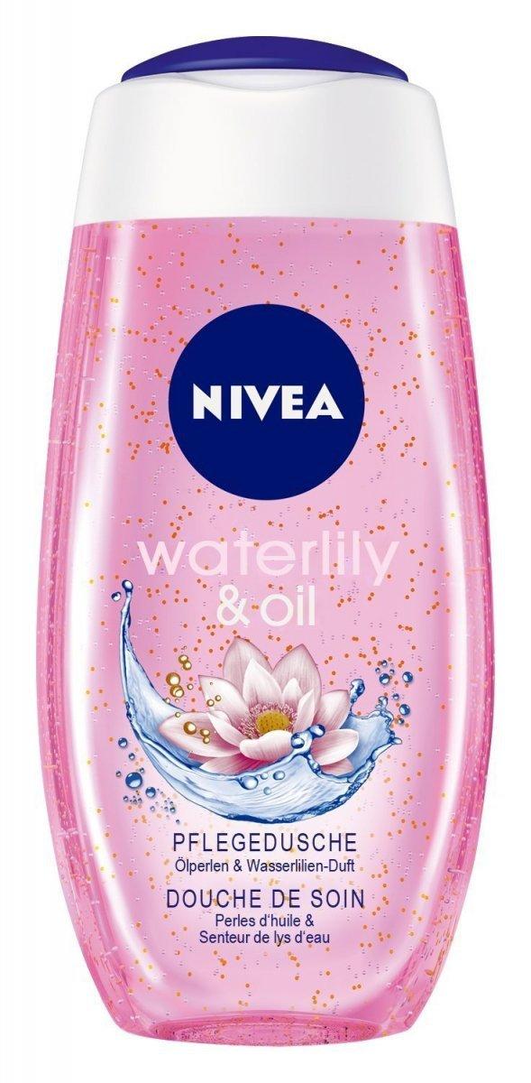 Nivea Żel pod Prysznic Watewr Lily & OIil 250 ml
