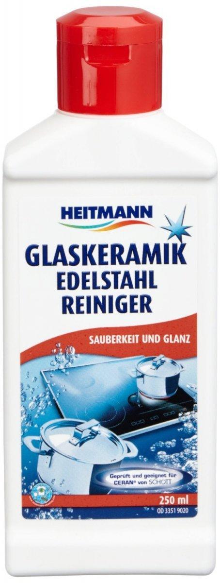 Heitmann czyszczenie płyt ceramicznych stali DE