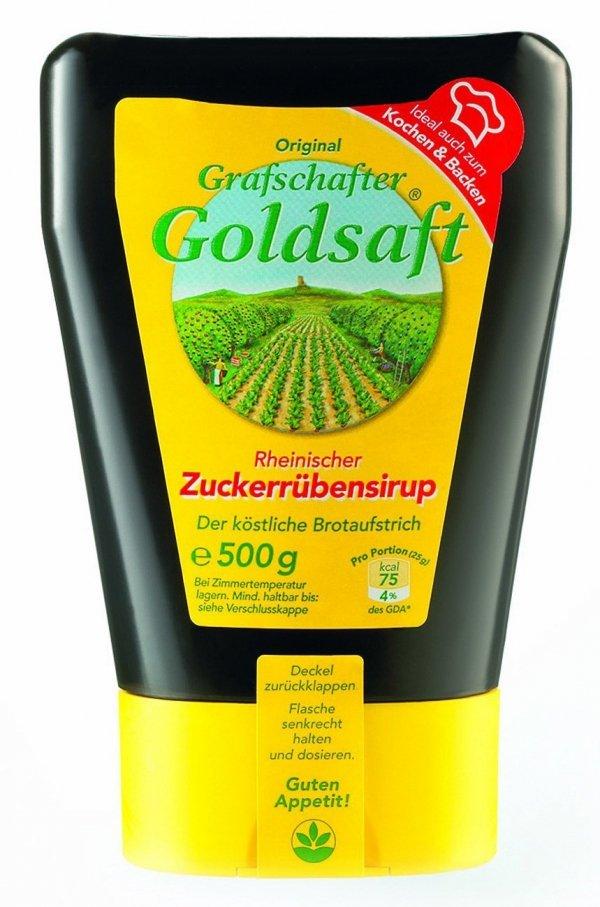 Oryginalna naturalna Melasa Goldsaft w tubce 500ml