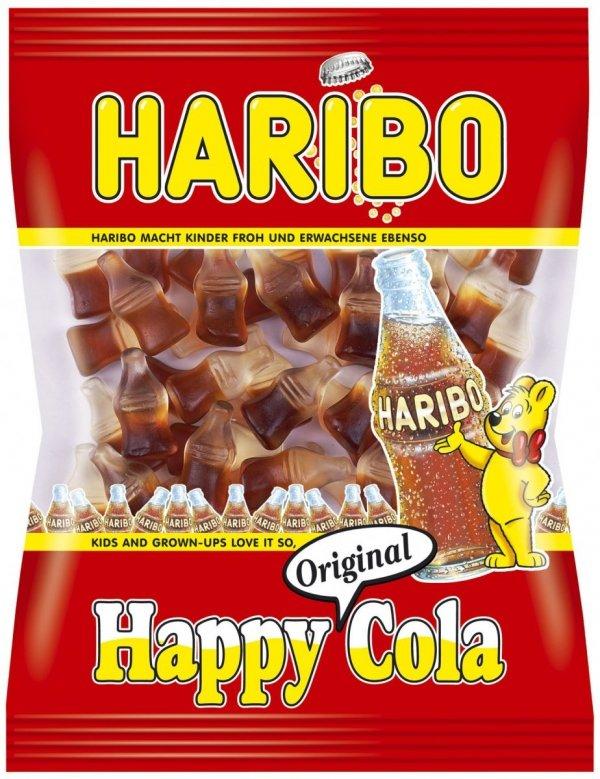 Haribo Żelki Happy Oryginal Cola 200 FV