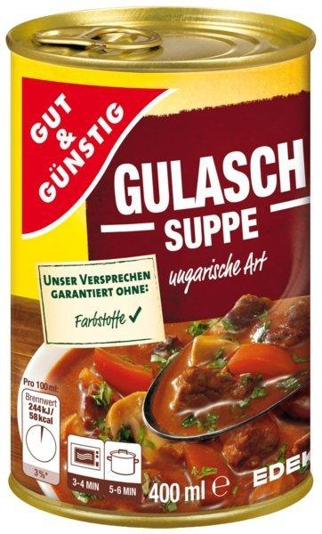 Zupa Gulaszowa Wołowina Papryka Pieczarki