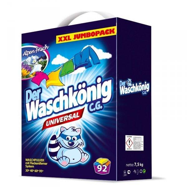 Waschkonig proszek do prania Uniwersalny 7,5 kg DE