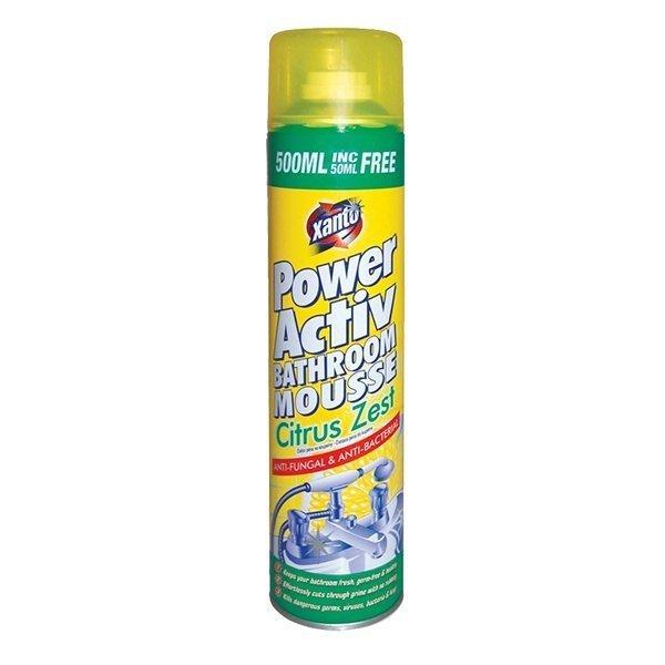Xanto Citrus pianka czyszczenia łazienki prysznic