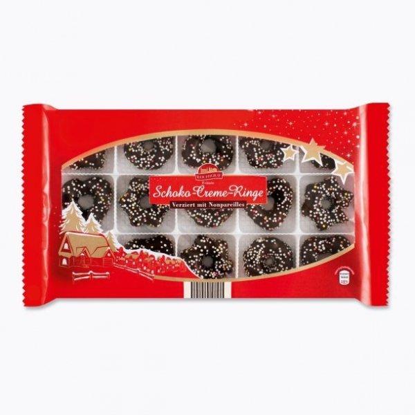Krążki z kremu czekoladowego 225 gr