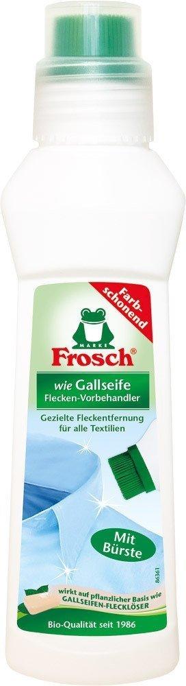Frosch Odplamiacz mydełko z Szczoteczką DE