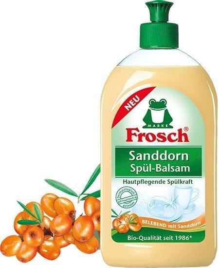 Frosch koncentrat do mycia naczyń Limonka 750 DE