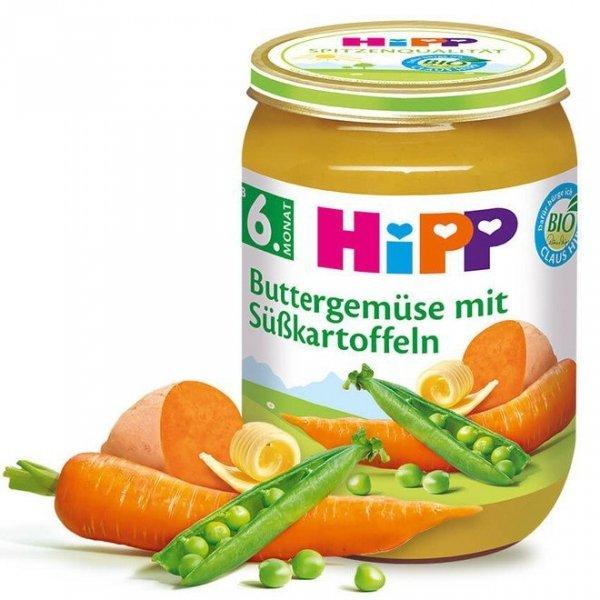 hipp-bio-maślane-warzywa-bataty-6m-190g-słoiczek-obiadek-dla-dziecka