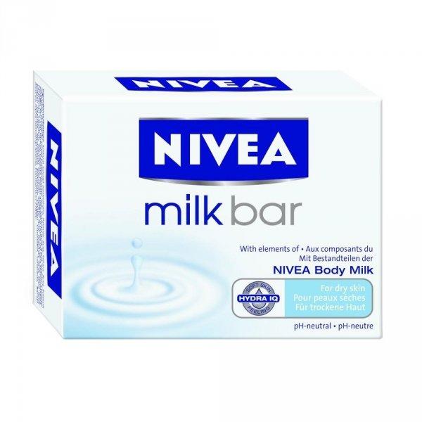 nivea-milk-bar-mydło-nawilżenie