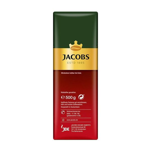 Jacobs Meister Rostung kawa mielona 500g DE