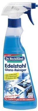 Dr Beckmann spray do czyszczenia stali i chromu DE