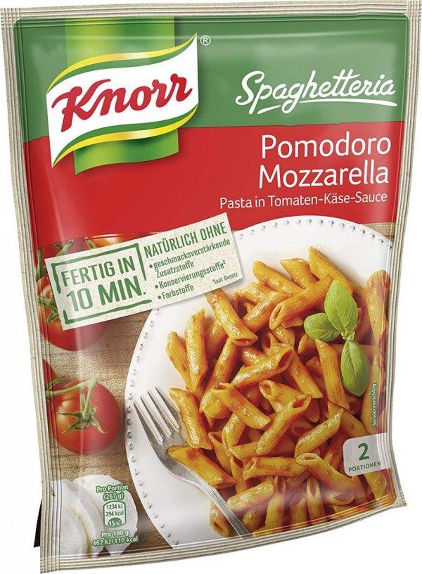 knorr-pomidory-z-mozzarelą-i-makaronem