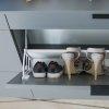 Stylowa szafka na buty w stylu skandynawskim Minko Basic
