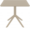Stolik SKY Table 80 taupe