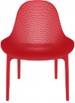Fotel SKY Lounge Siesta z tworzywa
