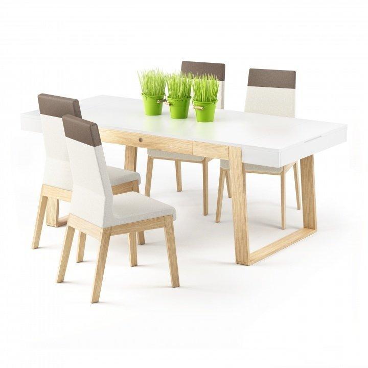 Stół Rozkładany 140220x80x75 Magh Absynth