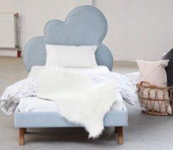 Łóżko tapicerowane chmurka MINKO