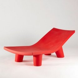 Low Lita Lounge Leżak Slide