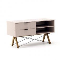 Szafka Sideboard TV z 2 szufladami