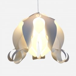 Delicosa lampa wisząca Kaigami