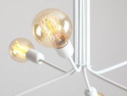 Lampa wisząca VANWERK 51 – biały