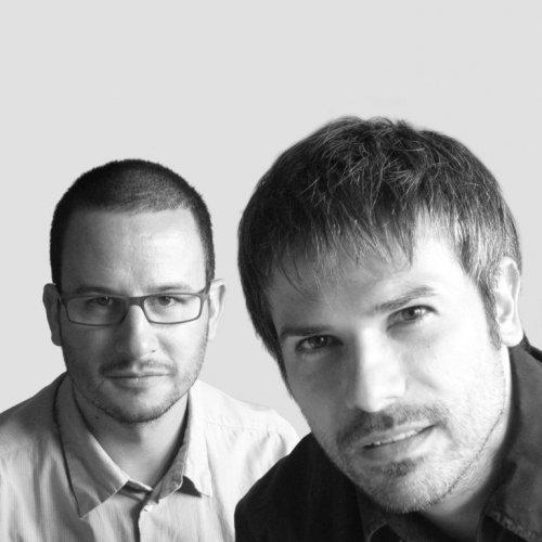 Francesc Crous et Alessandro Calogero