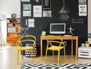 Krzesło Mila Siesta do pokoju nastolatka