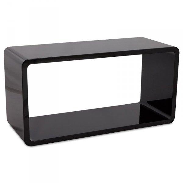 Recto stolik czarny