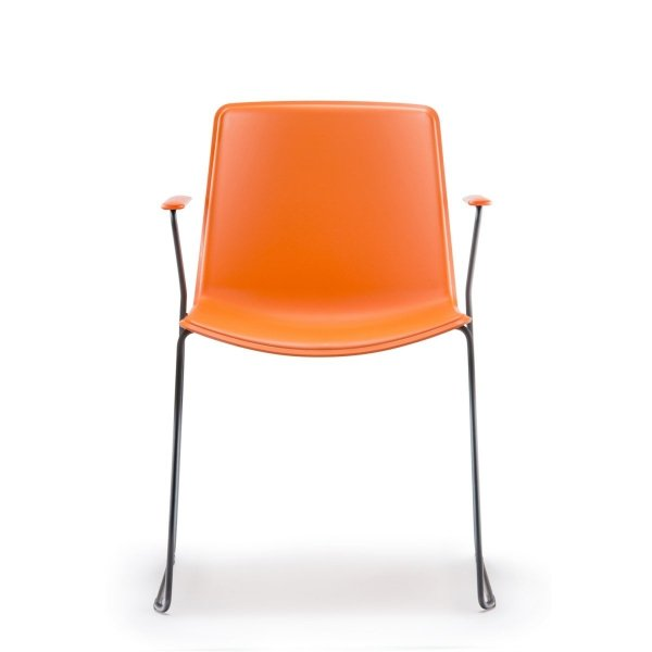 Tweet 898 Krzesło jednokolorowe Pedrali