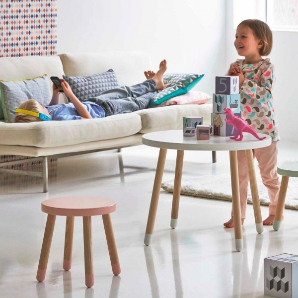 Stolik dziecięcy Flexa Play biały