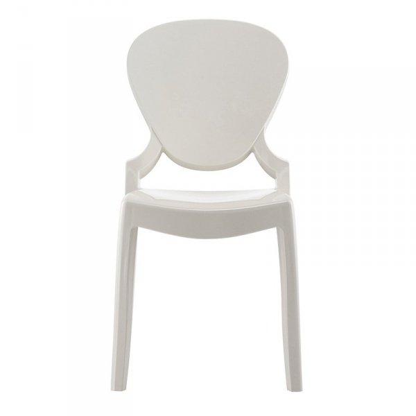 Stylowe krzesło kateringowe Queen 650 Pedrali