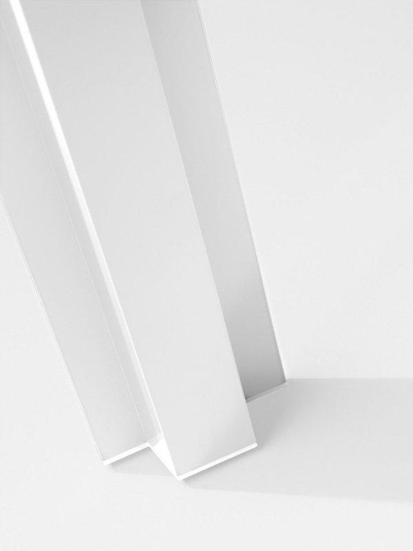 Matrix Stół Rozkładany ze Szklanym Blatem 1650x860 Pedrali