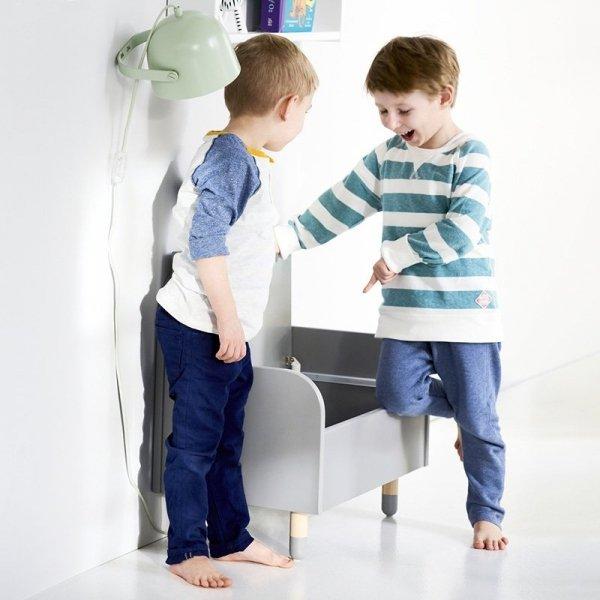 Piękne, kolorowe meble do pokoju dziecięcego Flexa Play
