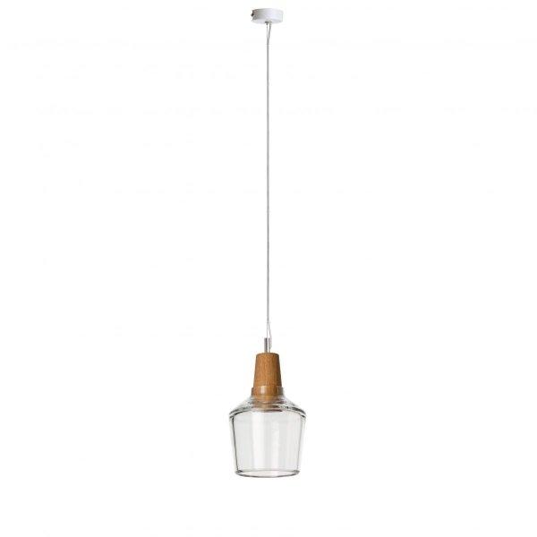 Lampa Industrial 15/16/P przezroczyste szkło Dreizehngrad