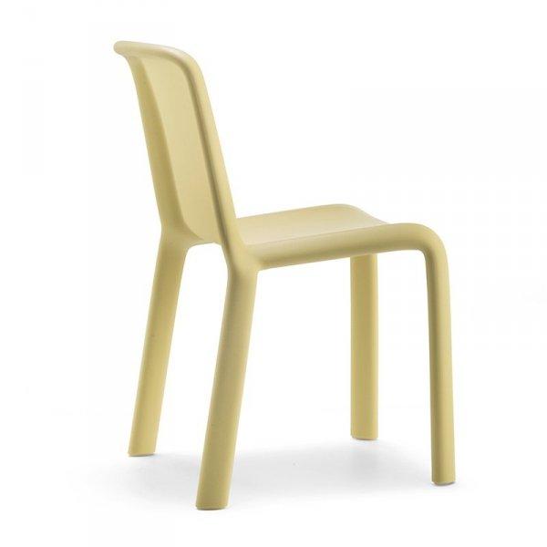 Kolorowe, lekkie krzesła dziecięce Pedrali Snow 303