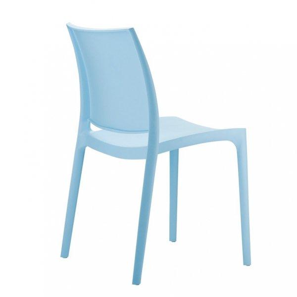 Nowoczesne krzesło Maya Siesta