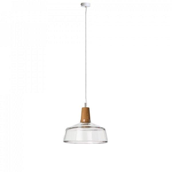 Lampa Industrial 26/14/P przezroczyste szkło Dreizehngrad