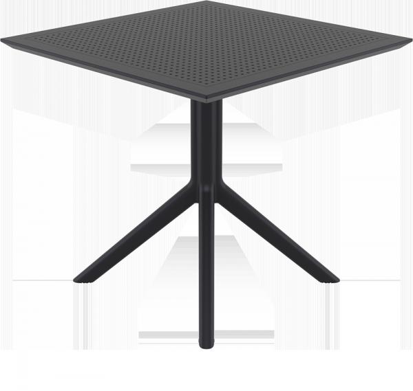 Stolik SKY Table 80 czarny
