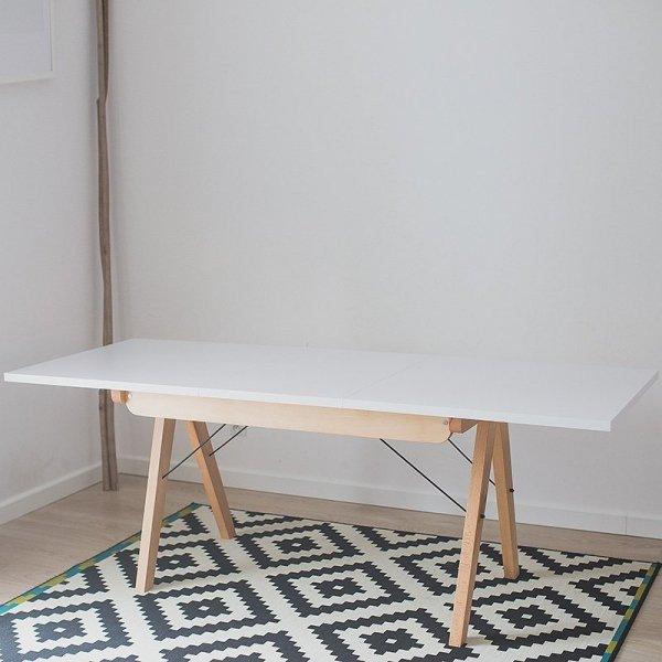 Stylowy stół rozkładany Minko Basic