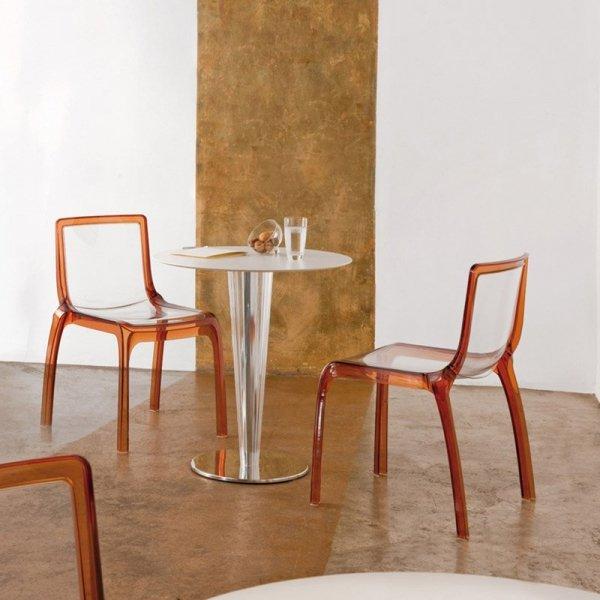 Krzesła do kawiarni Pedrali