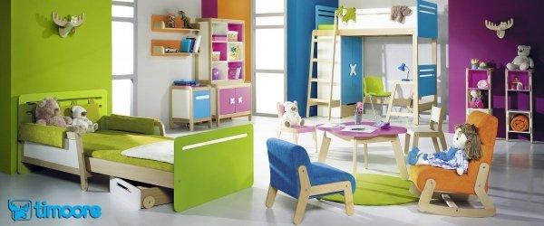Krzesełko dziecięce Simple