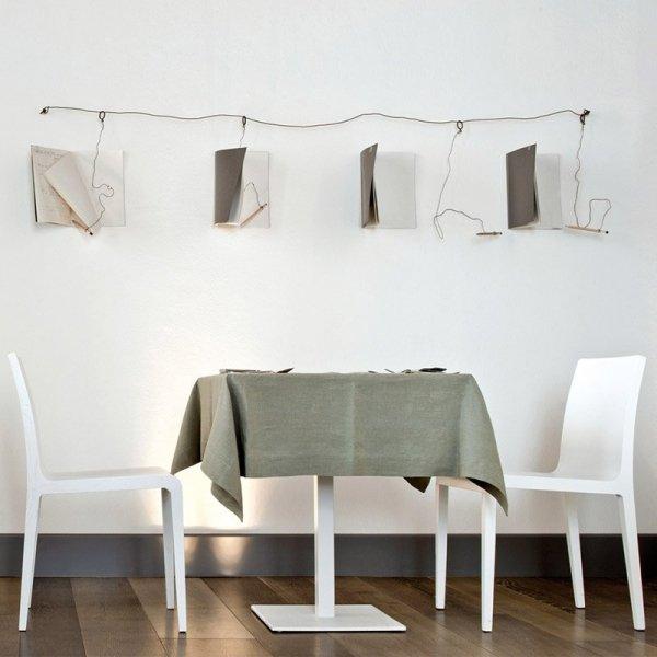 Nowoczesne krzesła do restauracji Pedrali